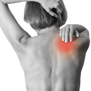 Точечная боль в спине рядом с позвоночником
